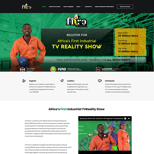 FIIRO House | Web Design & Digital Marketing Nigeria