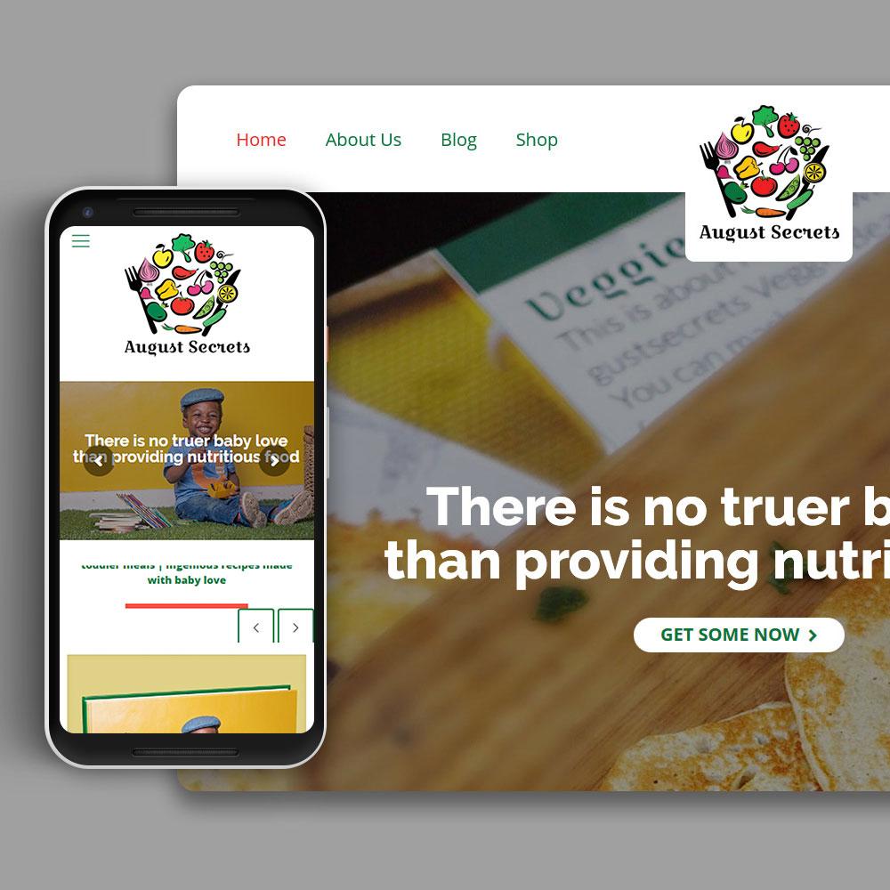 AugustSecrets | Brand Development Nigeria