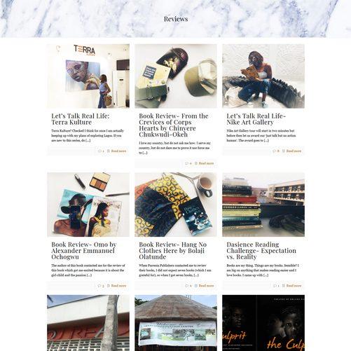 Dasience Blog Design - hoverGENIE